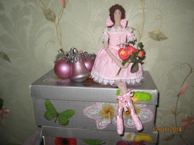 Балерины и другие куклы