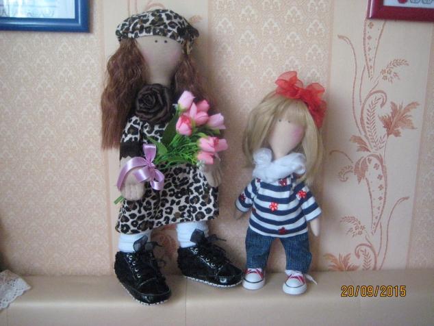 Куклы и внучки