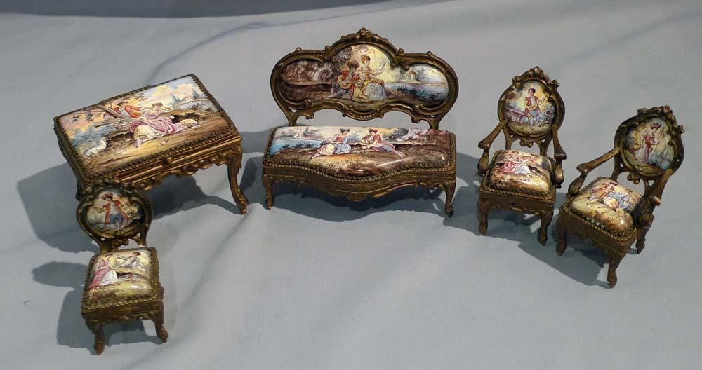 Своими руками миниатюрная мебель
