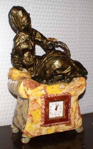 Каминные часы (М Р)