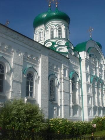 Место, где живет Господь (Раифский Богородичный мужской монастырь)