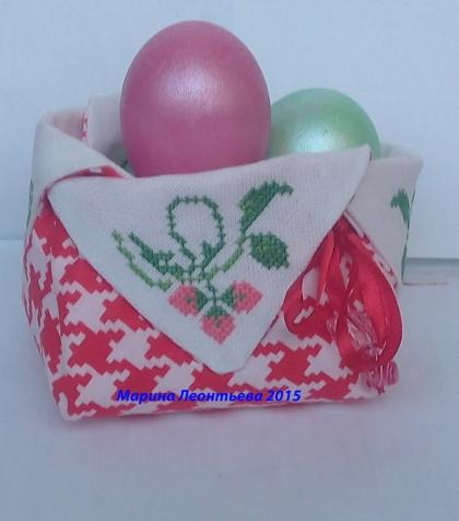 Пендибуль и сумочка-bourse (опять мелкие формы))))