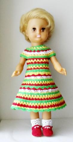 Второй день рождения куклы (часть 2)