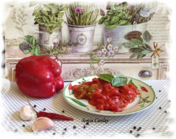 Chouchouka (чучука блюдо из сладкого перца) Ооооочень вкусно!