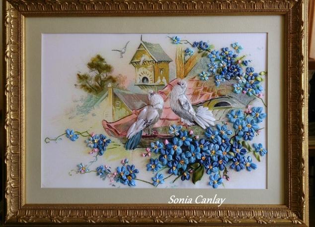Голубиная любовь