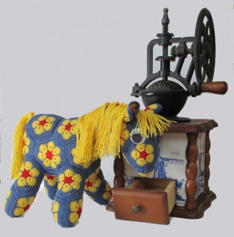 А пони тоже кони :)
