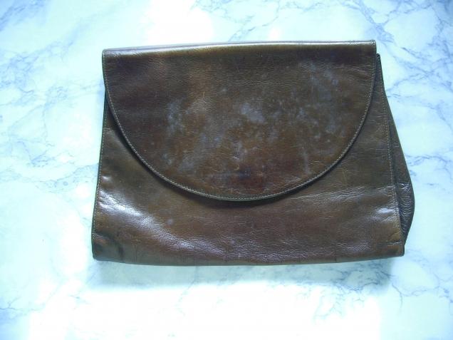 Декор кожаной сумочки