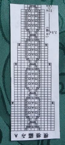 пояснения к топику кофточка с листиками
