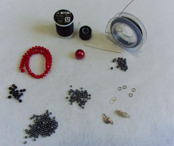 Кулон из бисера и кристаллов( совместное изготовление или МК), бисерная авантюра