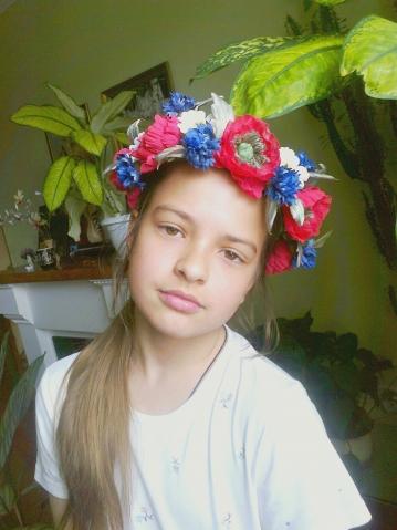 Украинский венок.