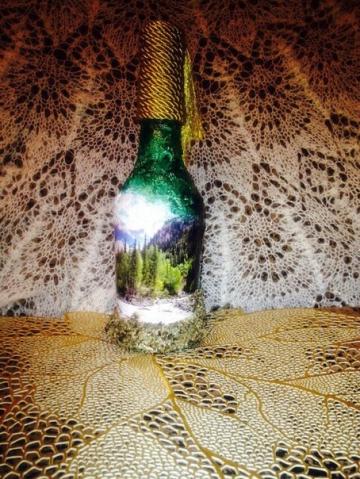 бутылочки коньяка