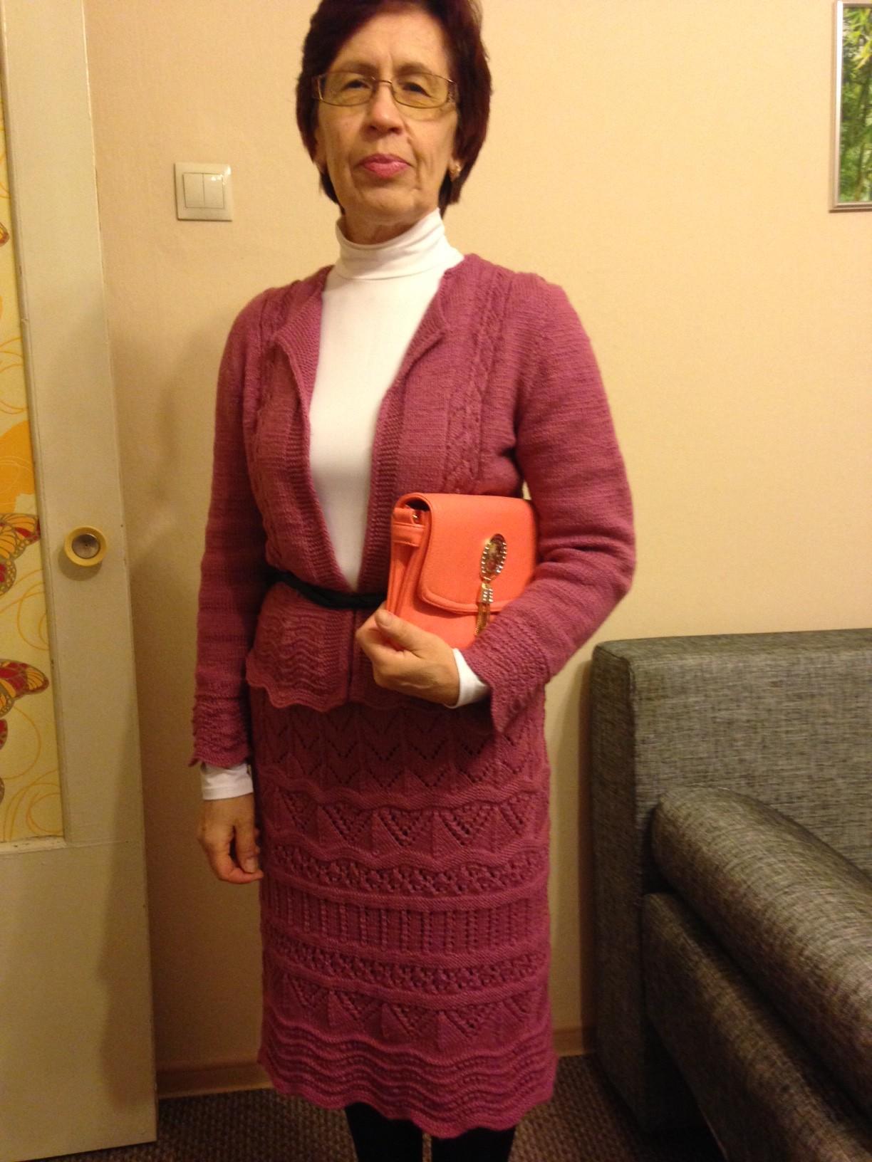 Вязание для женщин дропс фото