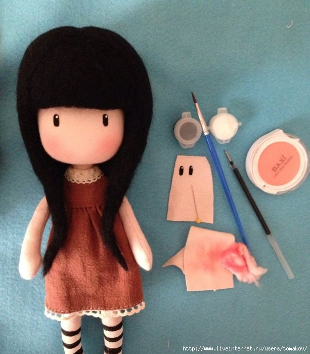 Кукла элли сьюзен вулкотт мастер класс 177