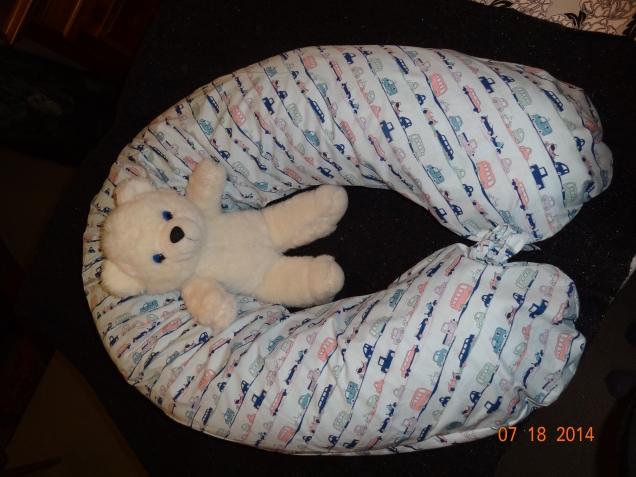 Подушка для мамы и малыша.