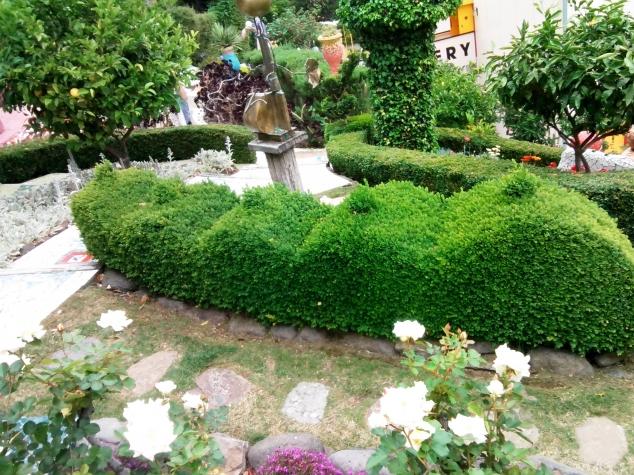 Сад Мозаик и Дом Гигантов. Акароа. Н Зеландия. Продолжение вчерашнего.