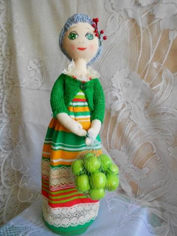 Катюша-очередная моя куклешка