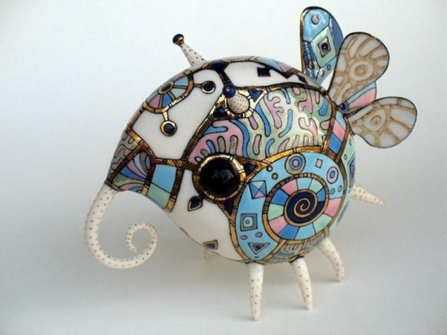 Керамика-любуемся и вдохновляемся!
