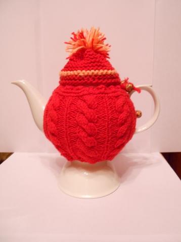 Грелка для чайничка