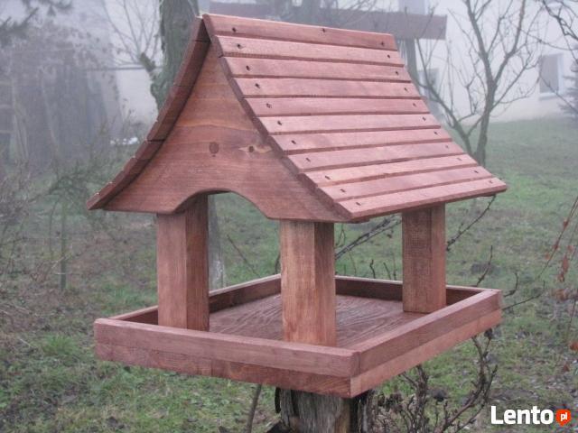 Кормушка из дерева для птиц своими руками фото