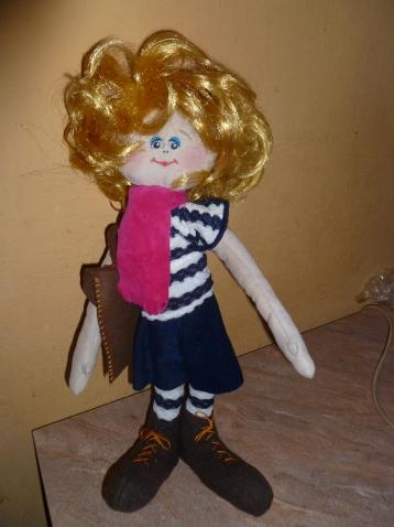 Просто кукла