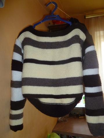 Молодёжный свитер