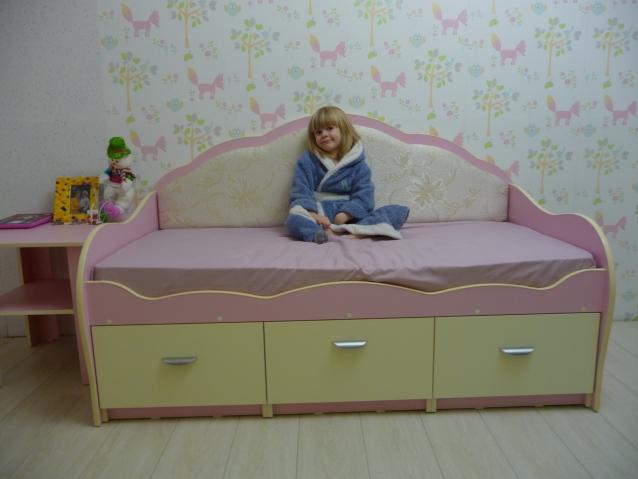 Кровать для Санечки