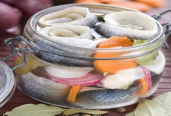 Соление селедки в домашних условиях рецепт в банке