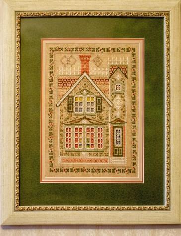 Викторианский домик