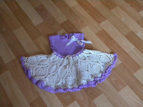 ...первое платье...