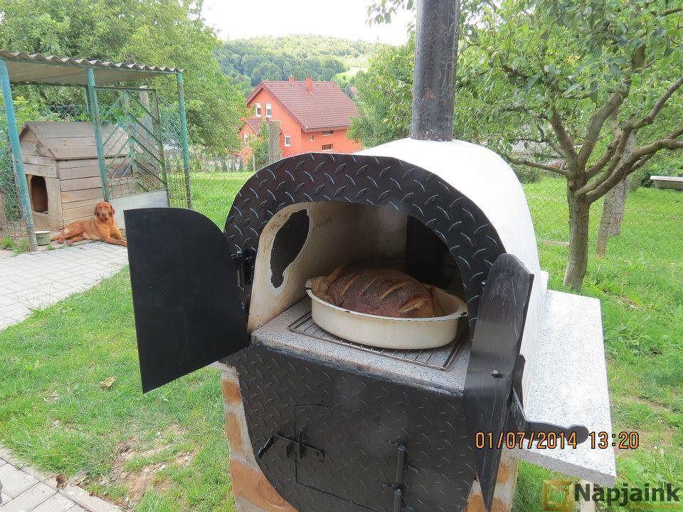 Как своими руками сделать печь в саду
