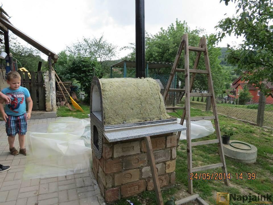 Как сделать печку на даче своими руками