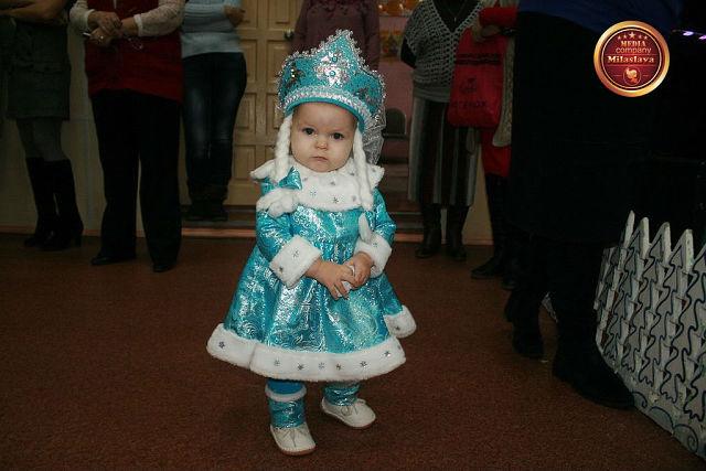 Новогодние костюмы детям 2 года