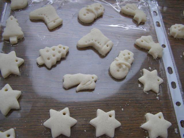Как сделать игрушки из соленого теста с детьми