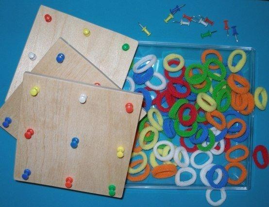 Дидактические игры для детей 2 лет своими руками фото