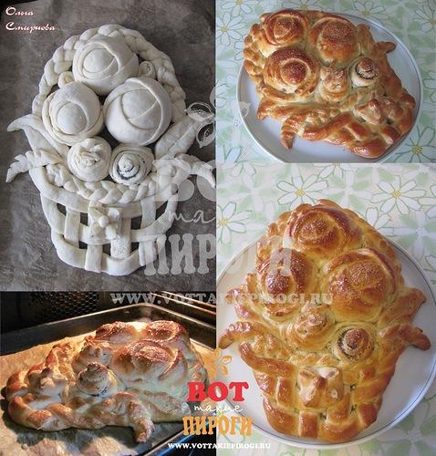 Украшение блюд с фотографиями