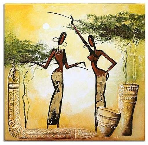 Африкански картинки для декупажа
