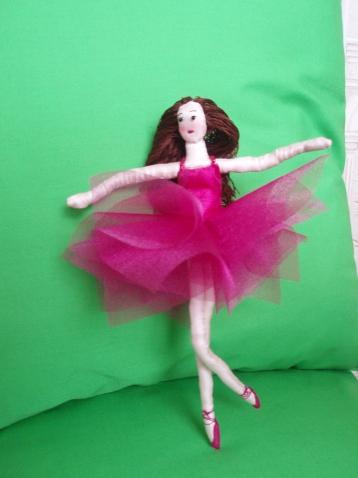 Балеринка Маришка
