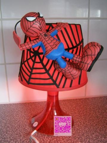 Spiderman foamiran