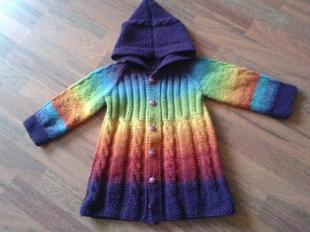 ищу схему детского пальто