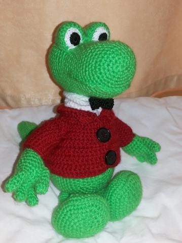 Крокодил Гена - набор участниц и материалы