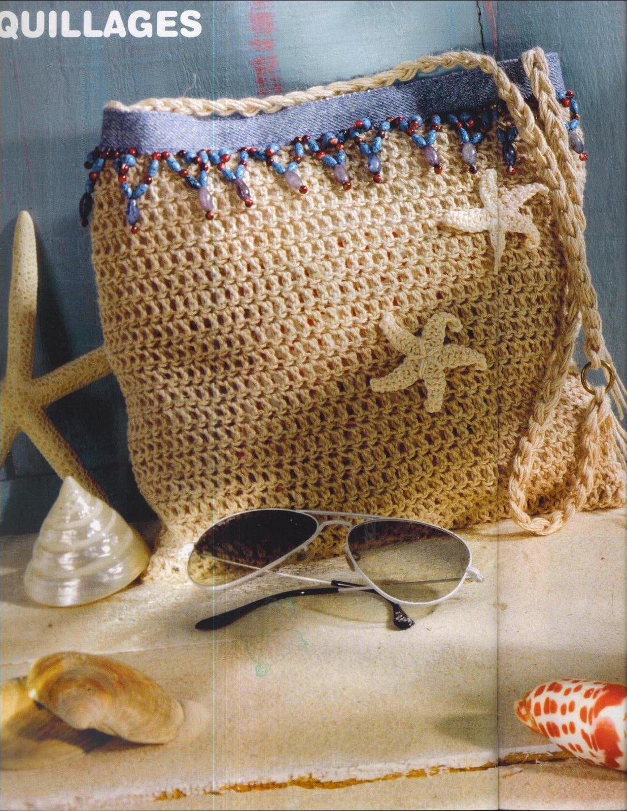 Самые лучшие вязаные сумки своими руками