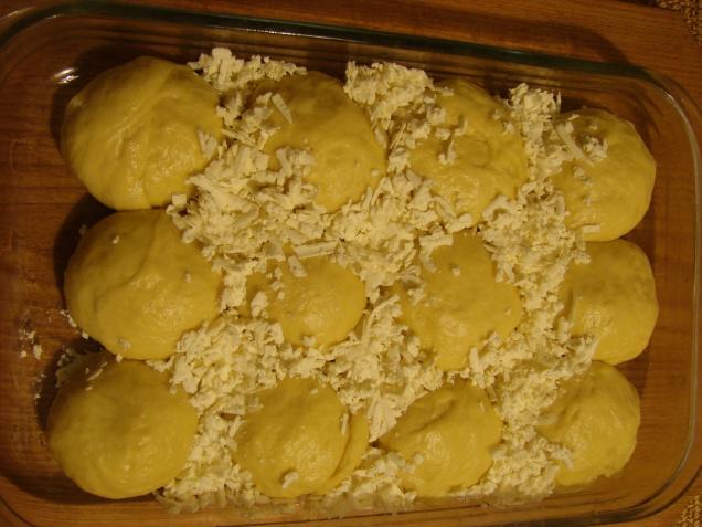 Они еще горячие! Болгарские сдобные булочки Милинки в заливке.