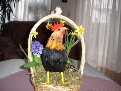 Немного о себе и... С наступающим праздником Пасхи всех!