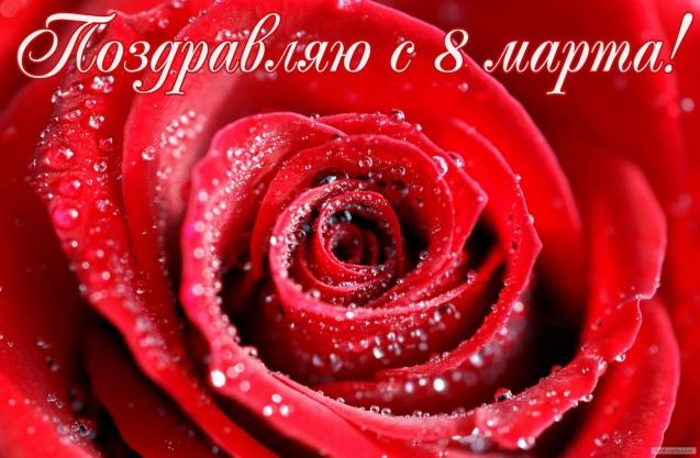 Поздравляю всех с Весной и с женским днём 8-е марта! Девочки, с праздником, родные!!!