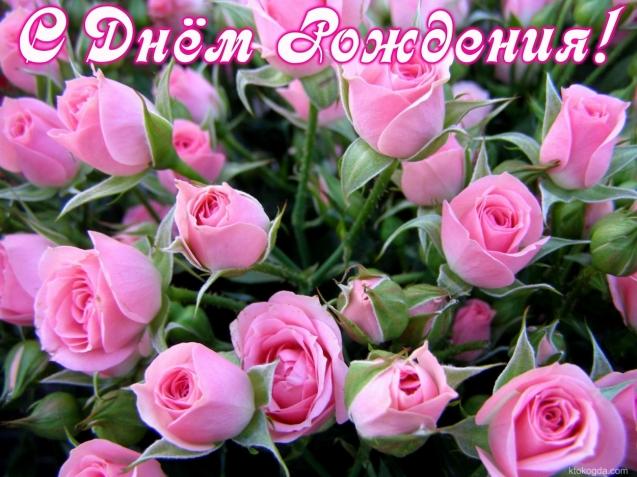 С Днём Рождения, Бояна !!!