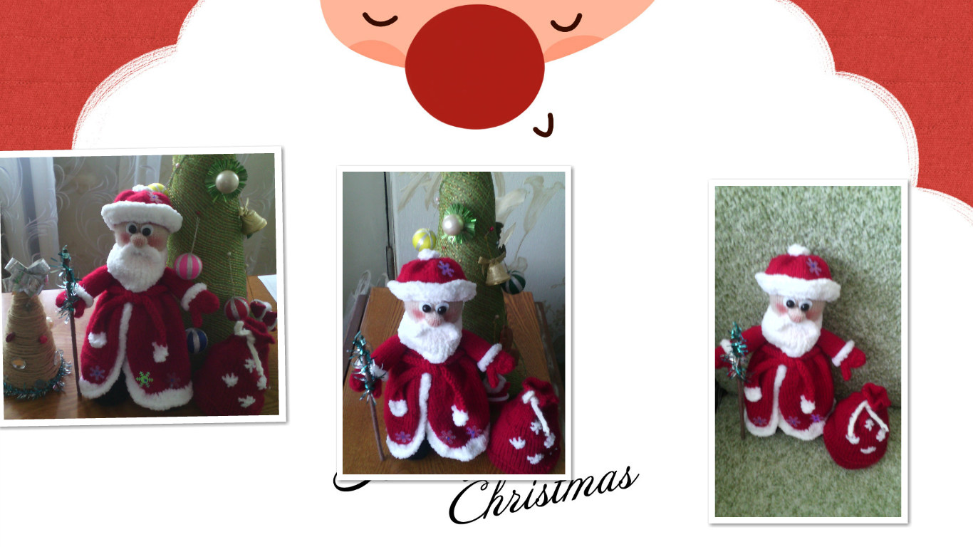 новогодняя игрушка снегурочка схема вышивки