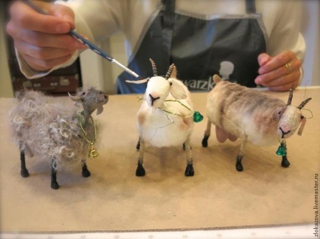 МК коза молочная