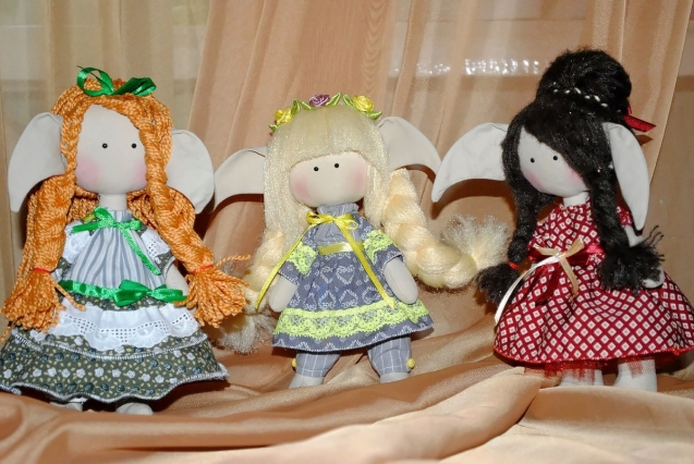 Мои куколки!