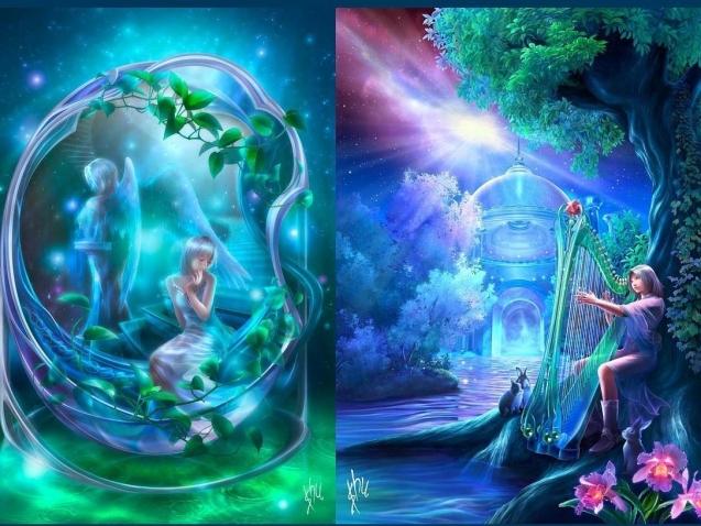 Сказочные фантазии
