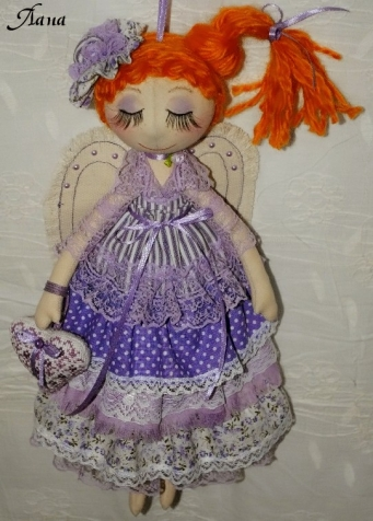 Ангел для любимой девушки...